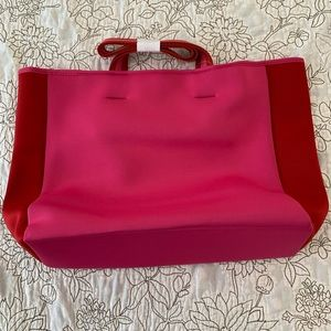 NWT / SUMMERSALT The perfect beach tote / pink